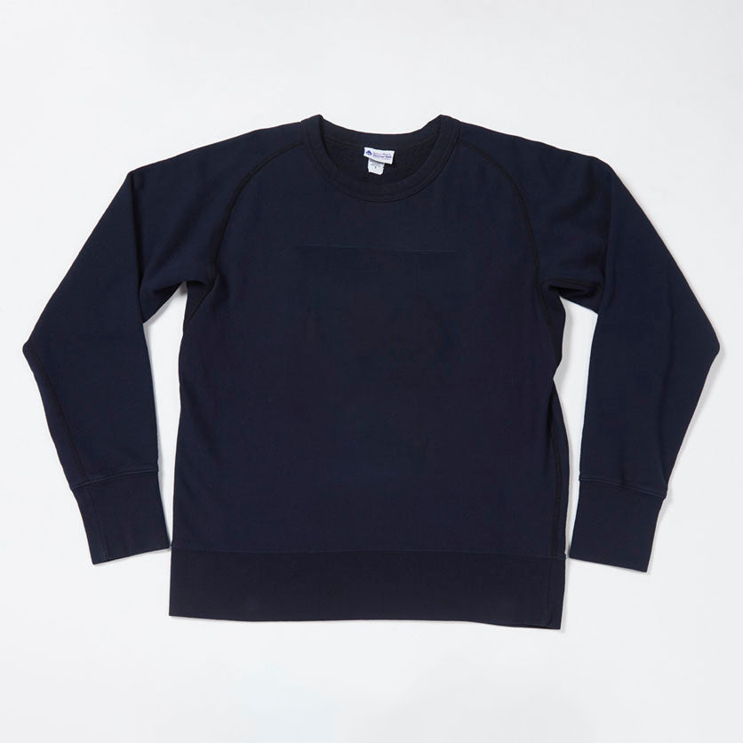 10oz Crew Sweatshirt (Navy)