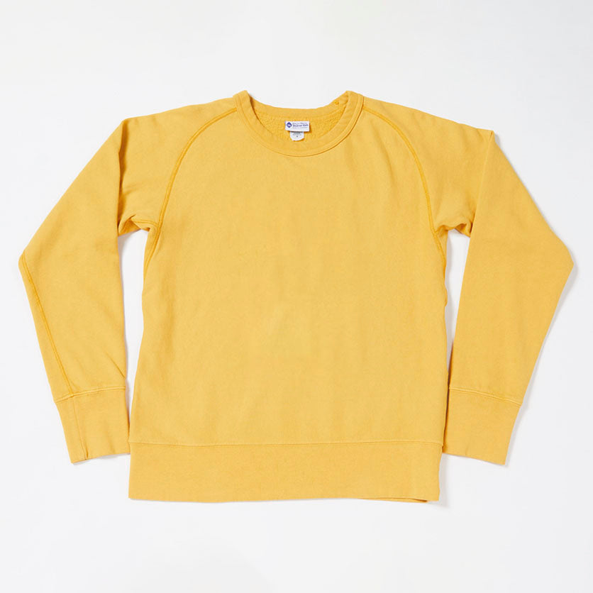 10oz Crew Sweatshirt (Yellow)