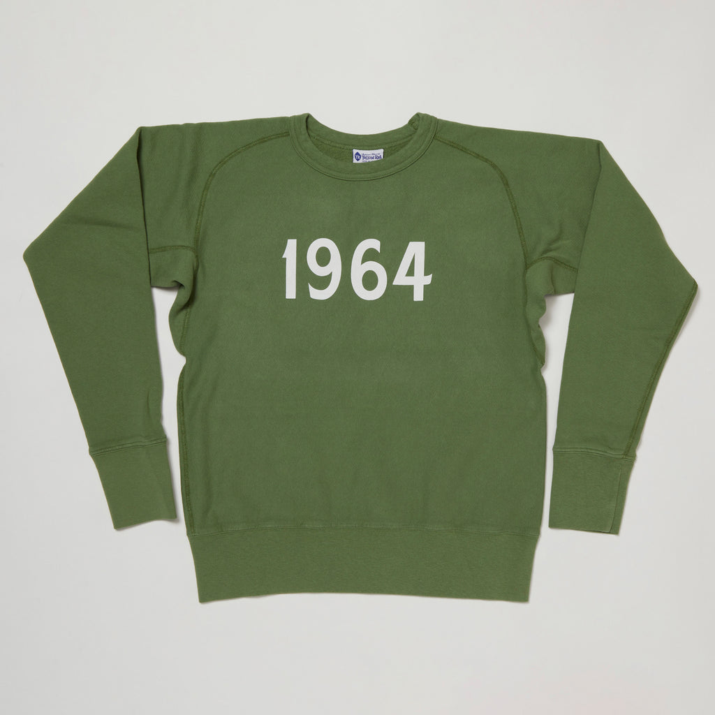 1964 Sweatshirt II (Green)