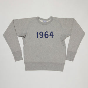 1964 Sweatshirt II (Heather Gray)