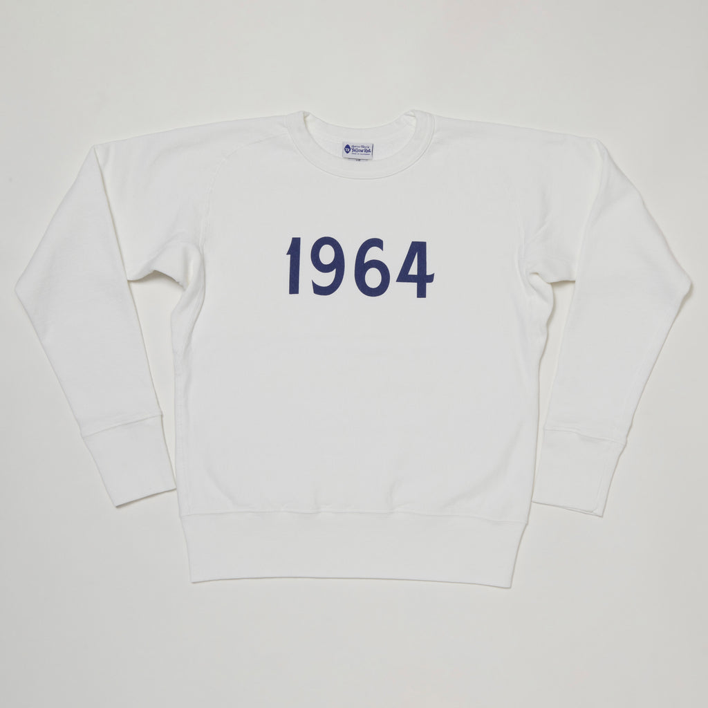 1964 Sweatshirt II (White)