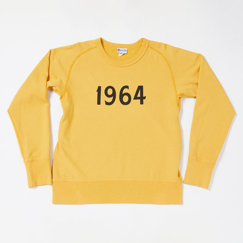 1964 Sweatshirt (Yellow)
