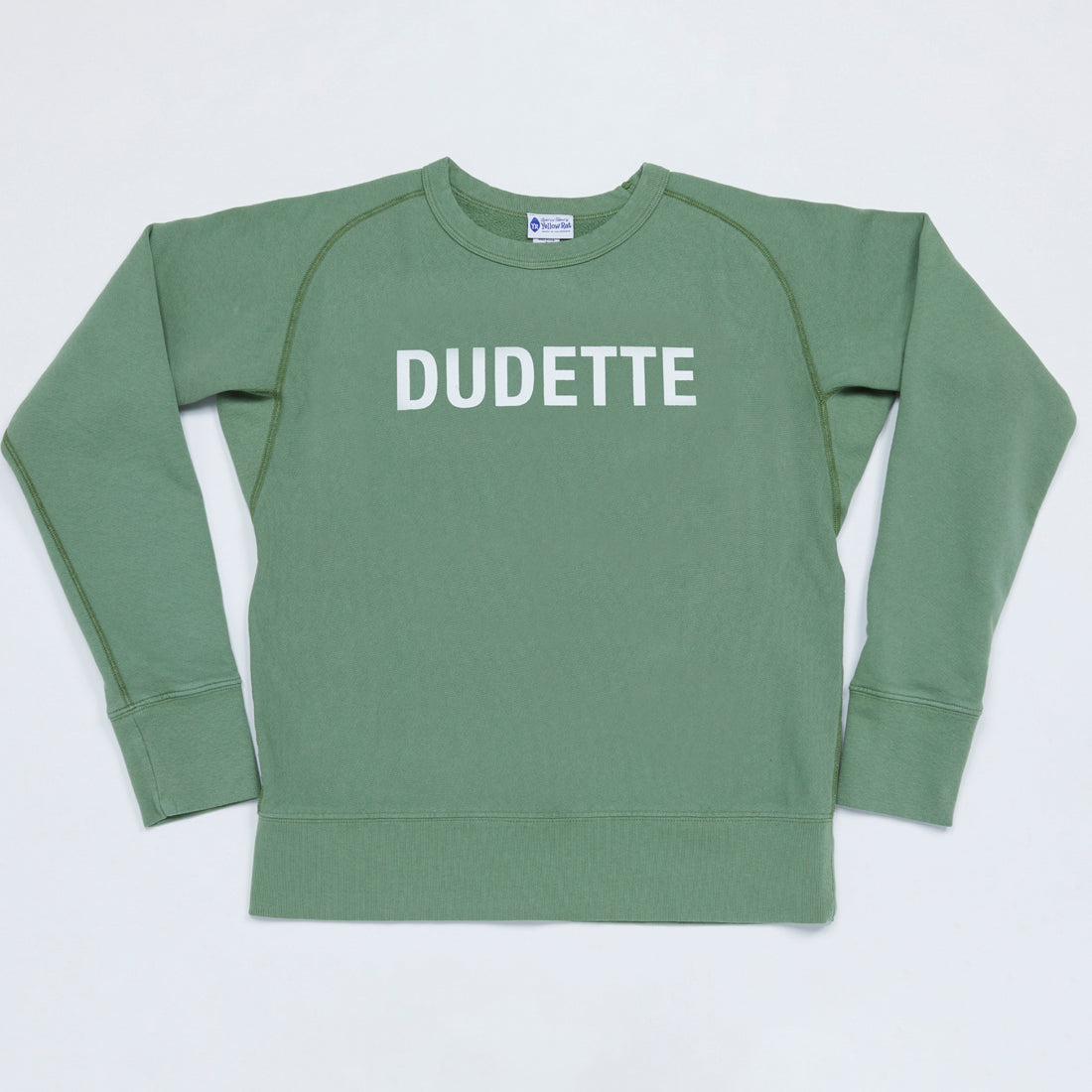 DUDETTE Sweatshirt (Green)