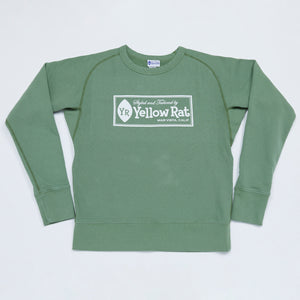 Classic Box Sweatshirt (Green)
