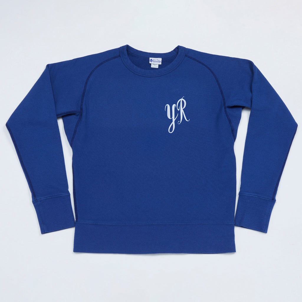 YR by Barry McGee Sweatshirt (Blue)
