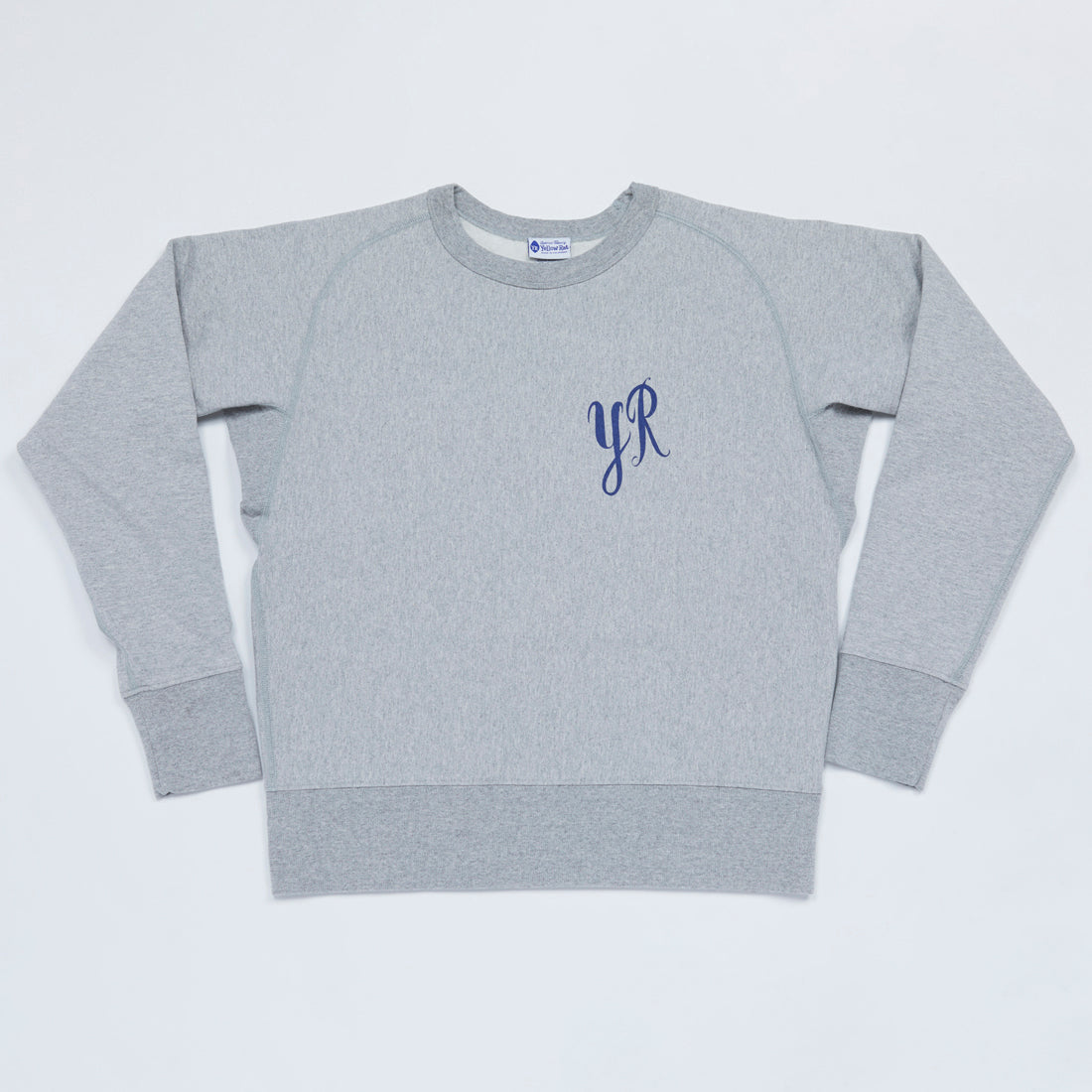 YR by Barry McGee Sweatshirt (Heather Gray)