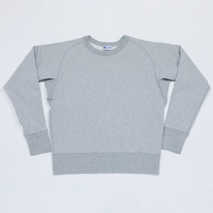 10 oz. Crew Neck Sweatshirt II (Heather Gray)