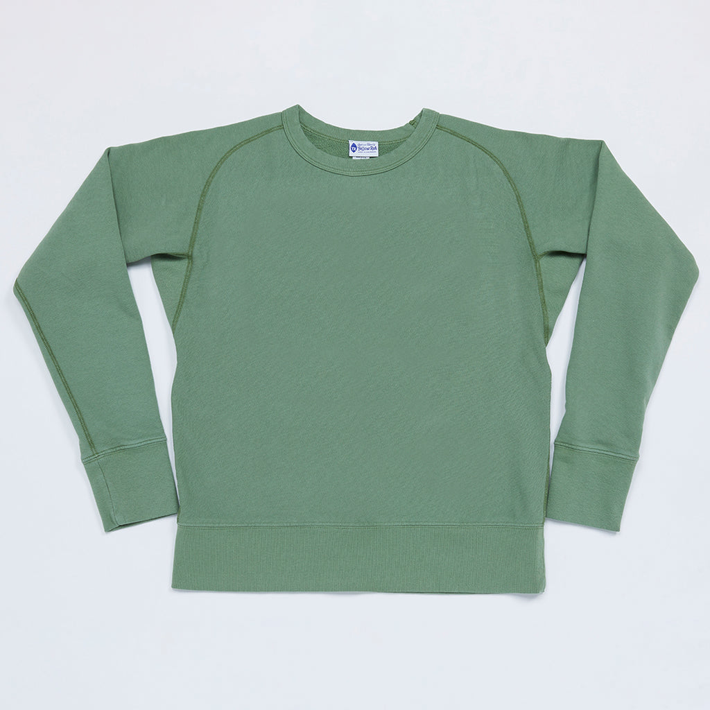 10 oz. Crew Neck Sweatshirt II (Green)