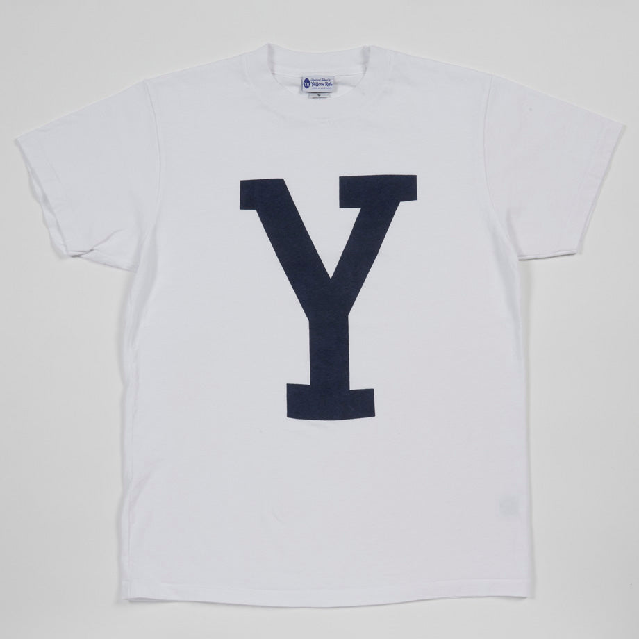 Letter Y T-shirt (Navy)