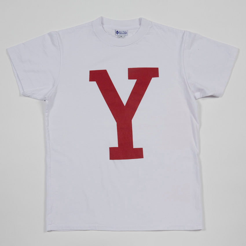 Letter Y T-shirt (Red)