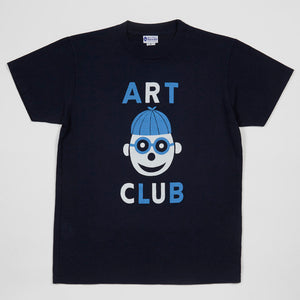 Art Club T-shirt (Navy)