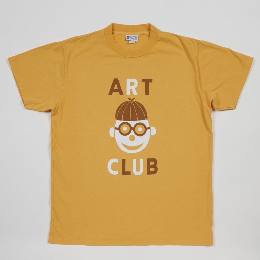 Art Club T-shirt (Yellow)