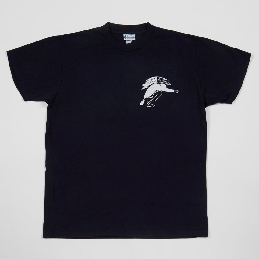 Kio's Ding Repair T-shirt (Navy)