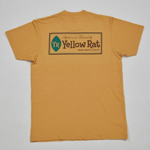 Classic Box T-shirt I (Yellow)