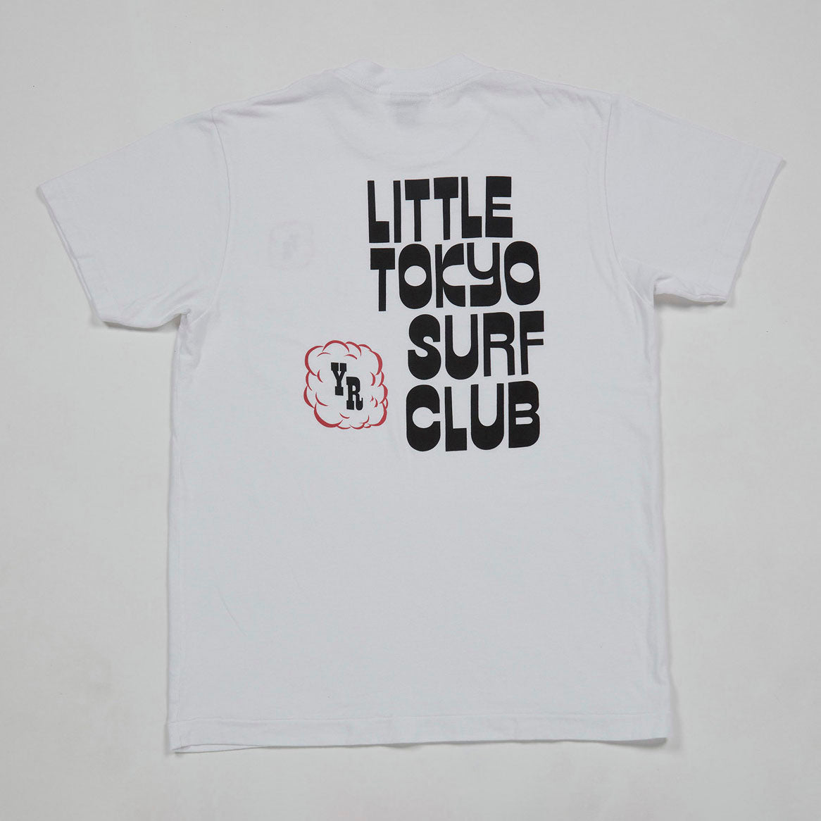 Little Toyko Surf Club T-shirt (White)