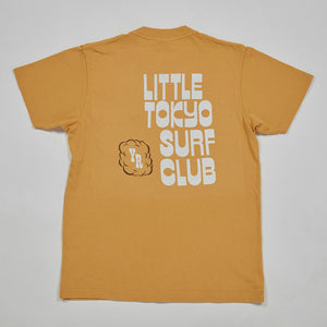 Little Toyko Surf Club T-shirt (Yellow)