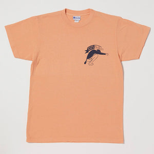 Original Kio's Ding Repair T-shirt (Orange)