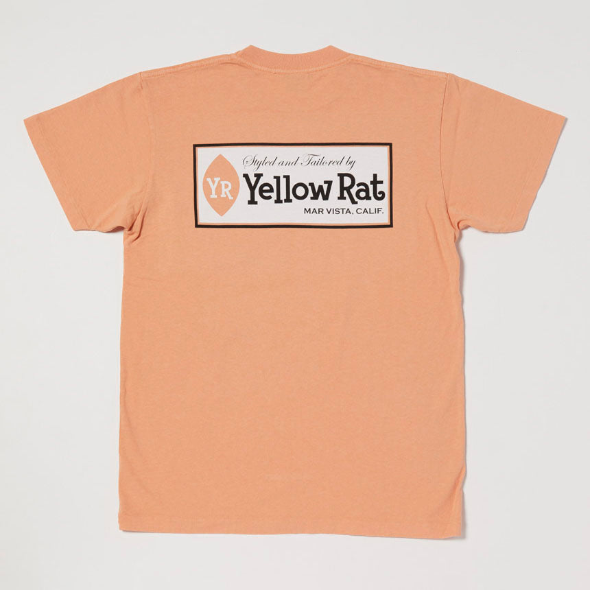 Classic Box T-shirt II (Orange)