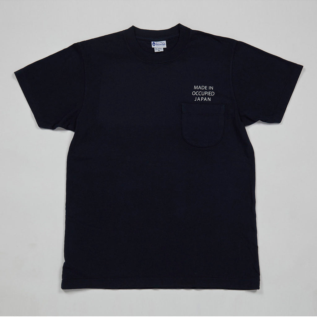 Made in Occupied Japan T-shirt (Navy)