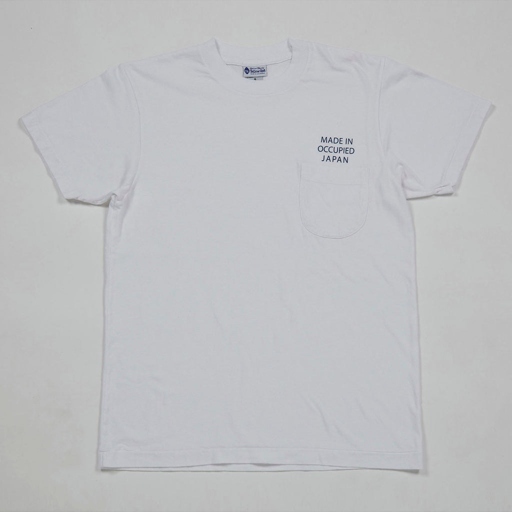 Made in Occupied Japan T-shirt (White)