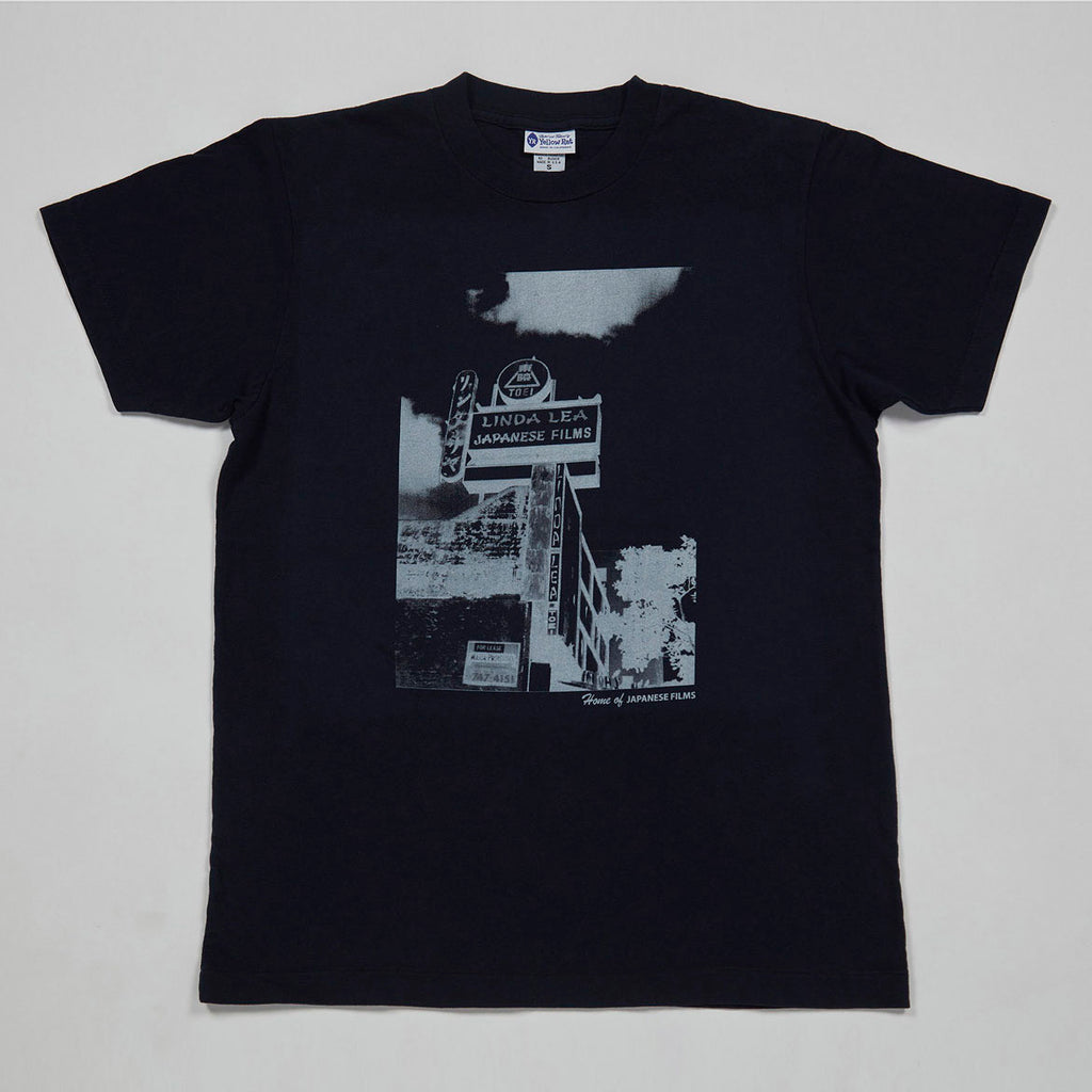 Linda Lee Theater T-shirt (Navy)