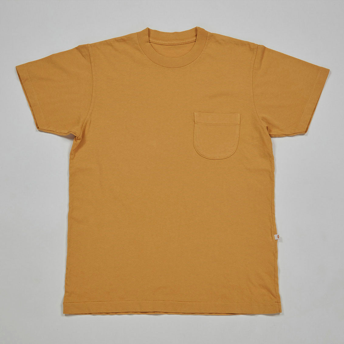 Pocket T-shirt I (Yellow)