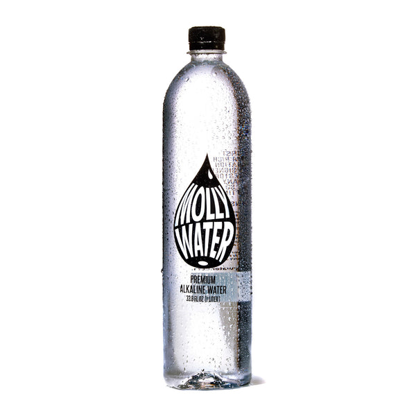 Molly Water Single Bottle 1 Liter (33.8 FL OZ)