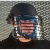 Corrections Face Shield