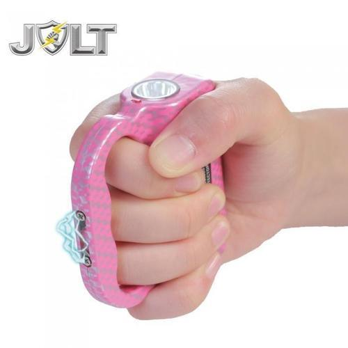Jolt Protector 60,000,000 HD Stun Gun w/Light