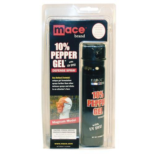 Mace® Pepper Gel Magnum Model