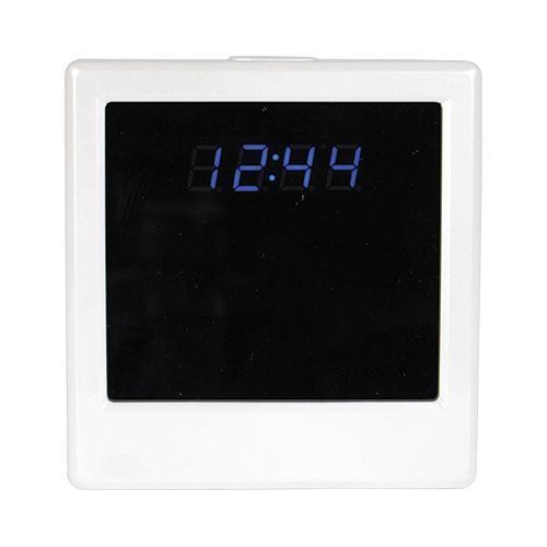 P2P WIFI Table Clock HD Hidden Camera