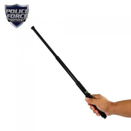 Police Force 21 inch Automatic Expandable Baton