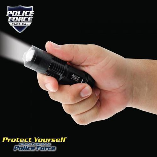 Police Force Mini Tactical Q5 LED Flashlight