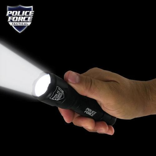 Police Force Tactical Ultra-Lite L2 LED Flashlight