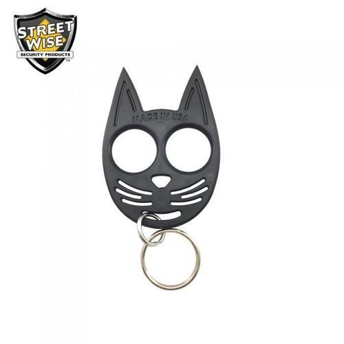 Streetwise My Kitty Self-Defense Keychain