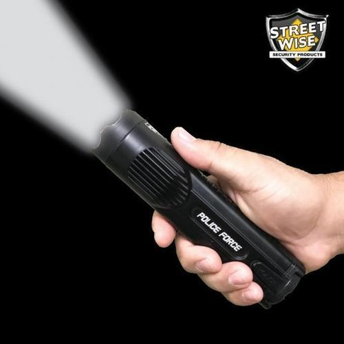 Tactical High Power 15,000,000 Stun Flashlight