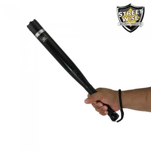 Triple Defender 27,000,000 Stun Baton Flashlight