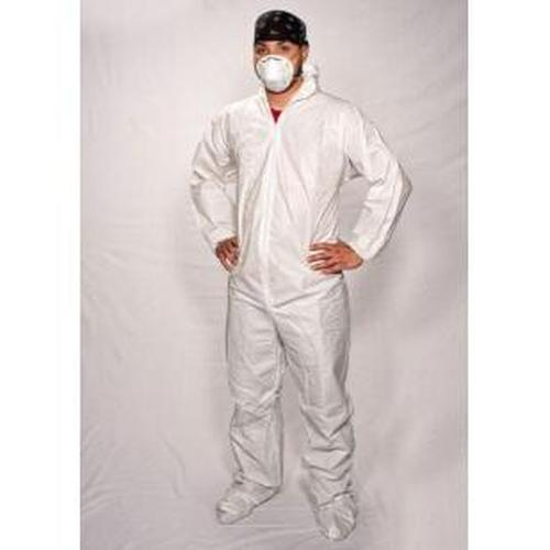 Tyvek® Coverall with Hood and Boots