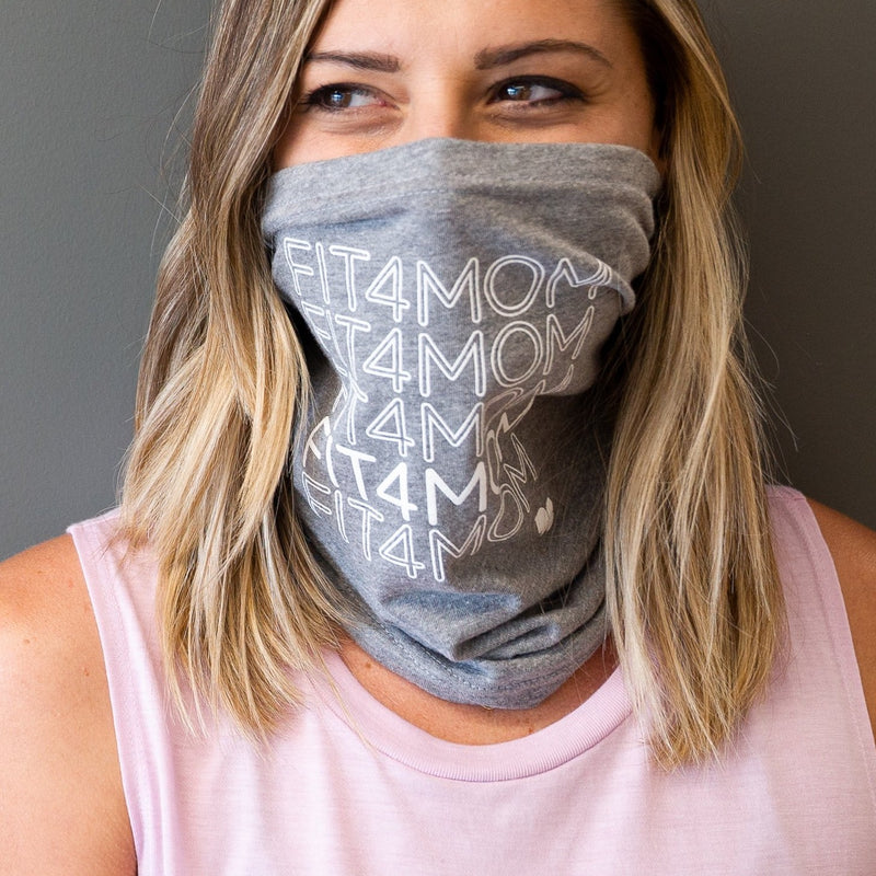 FIT4MOM Gray Mask