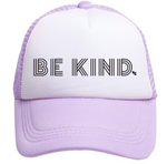Be Kind Kid Trucker