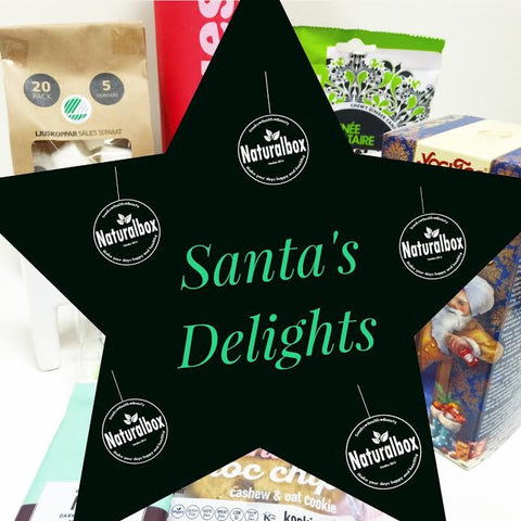 Santa's Delights XXL. Luxury Limited Christmas Edition