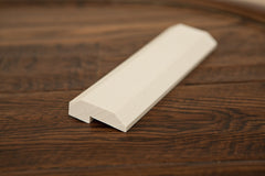 Flexitions Stainable Flexible Threshold/End Cap --- 14 Feet Long
