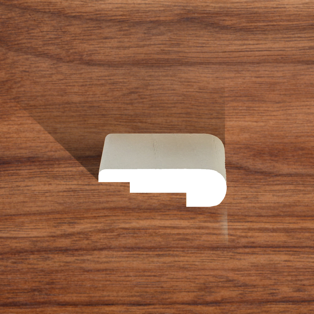 ... Flexitions Stainable Flexible Laminate Overlap Stair Nose ...