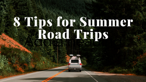 8 tips for summer road trips with seniors