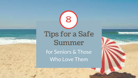 8 summer safety tips for seniors