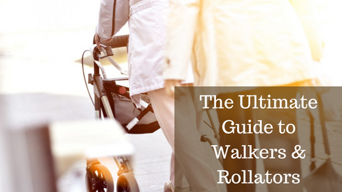 the ultimate guide to walkers