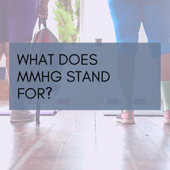 What Does mmhg stand for