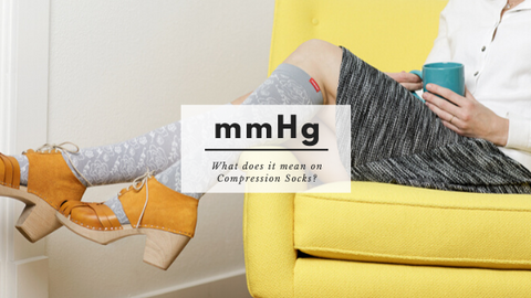 what does mmhg mean on compression socks
