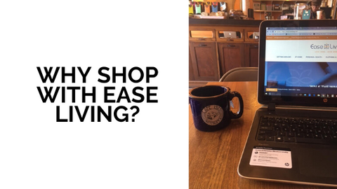 why shop with ease living