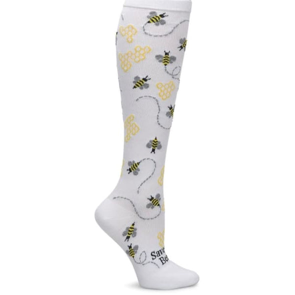 bee compression socks